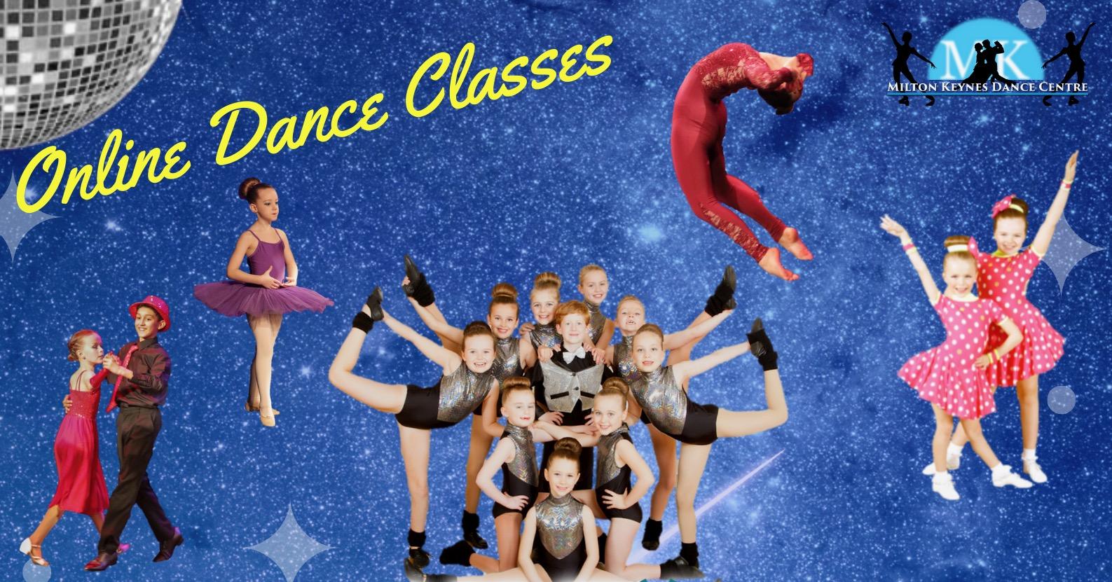 Online Dance Classes 2